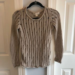 Michael Kors Loose-knit Sweater